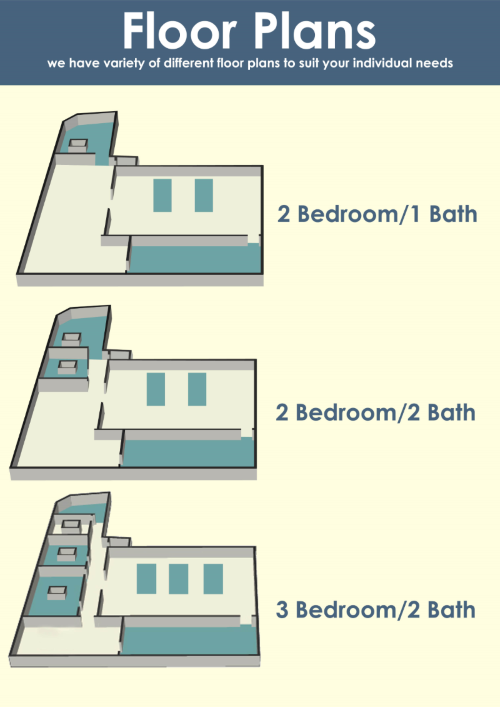 Billings Apartments Layout